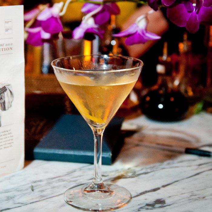 Highland Fling Cocktail