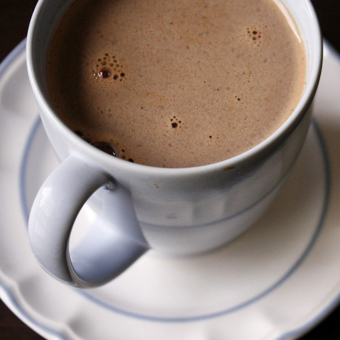 Hot Chocolate to Die for