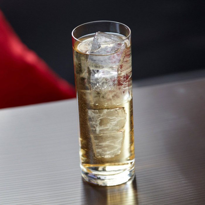 Long vodka