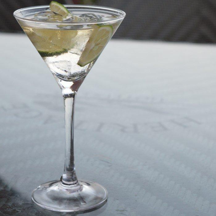 Poppy Cocktail