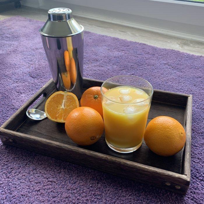 Orange Oasis